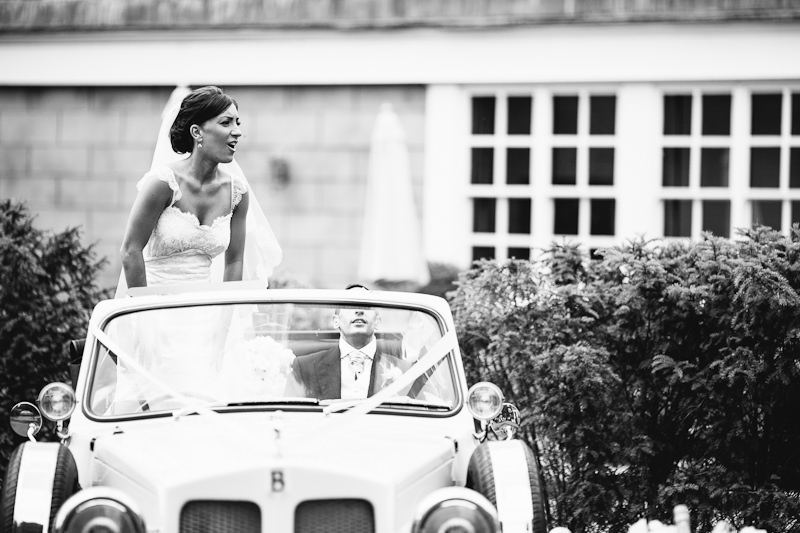 Rowton Hall Wedding Photographers Cheshire - ARJ Photography