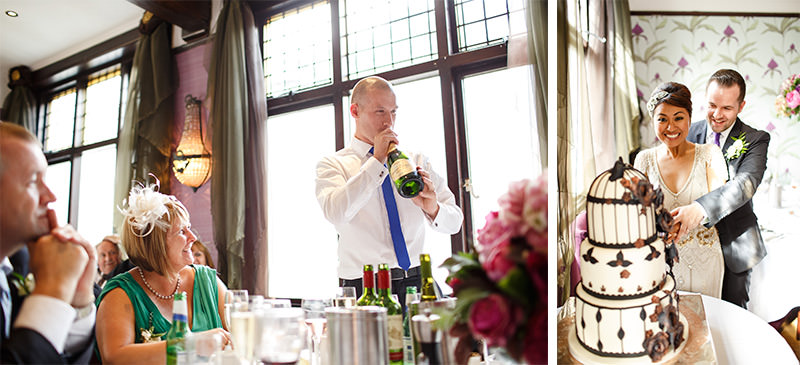 Cheshire Wedding Photography - Belle Epoque Knutsford - Tima and Gary