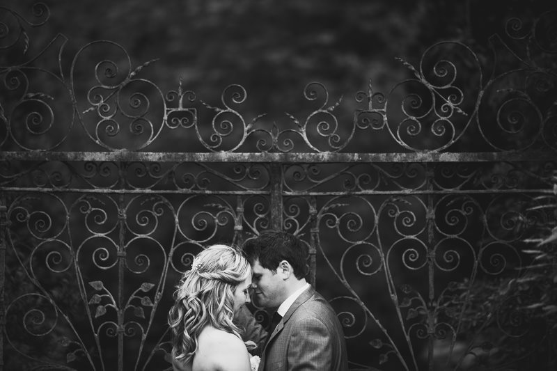 Swinton Park Wedding Photography - Lou and Stu - ARJ Photography