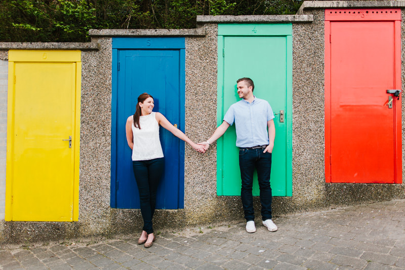 Abersoch Engagement Shoot