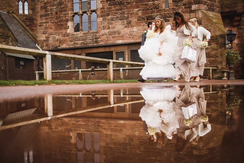 peckforton castle wedding photography cheshire