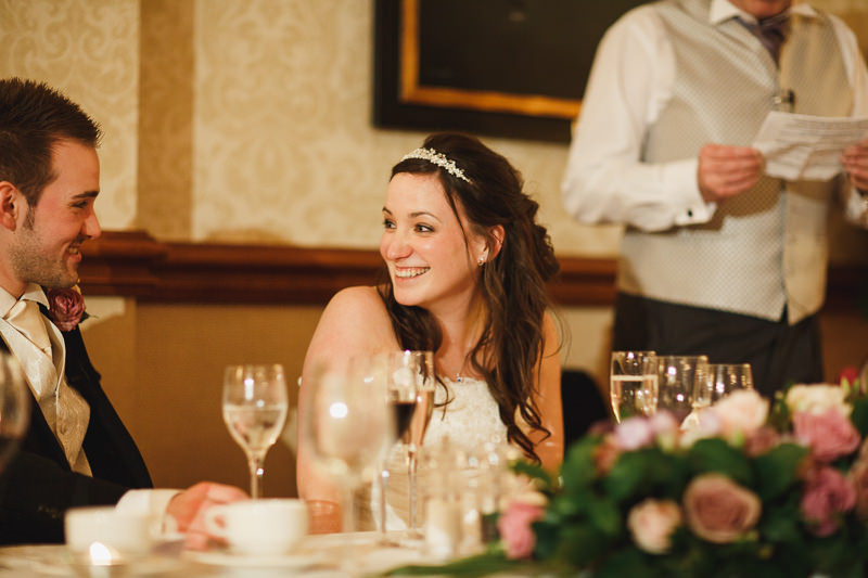 Nunsmere Hall Wedding Photography - Andy and Rachel Wedding
