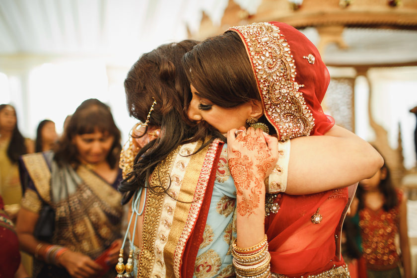 indian hindu wedding photographer - down hall essex wedding