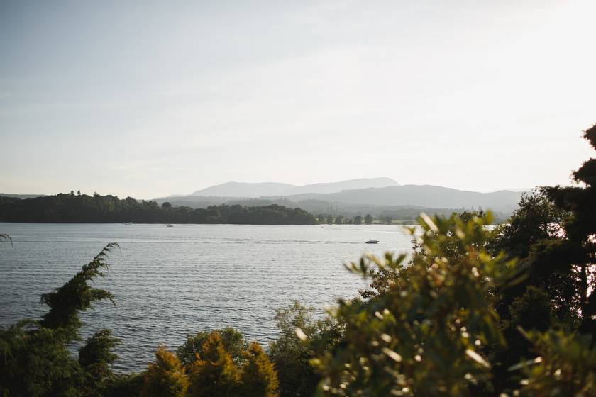 Lake district wedding photographer - langdale chase hotel windermere