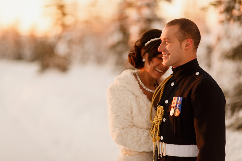 Lapland wedding photographer Kittila Snow Village 100