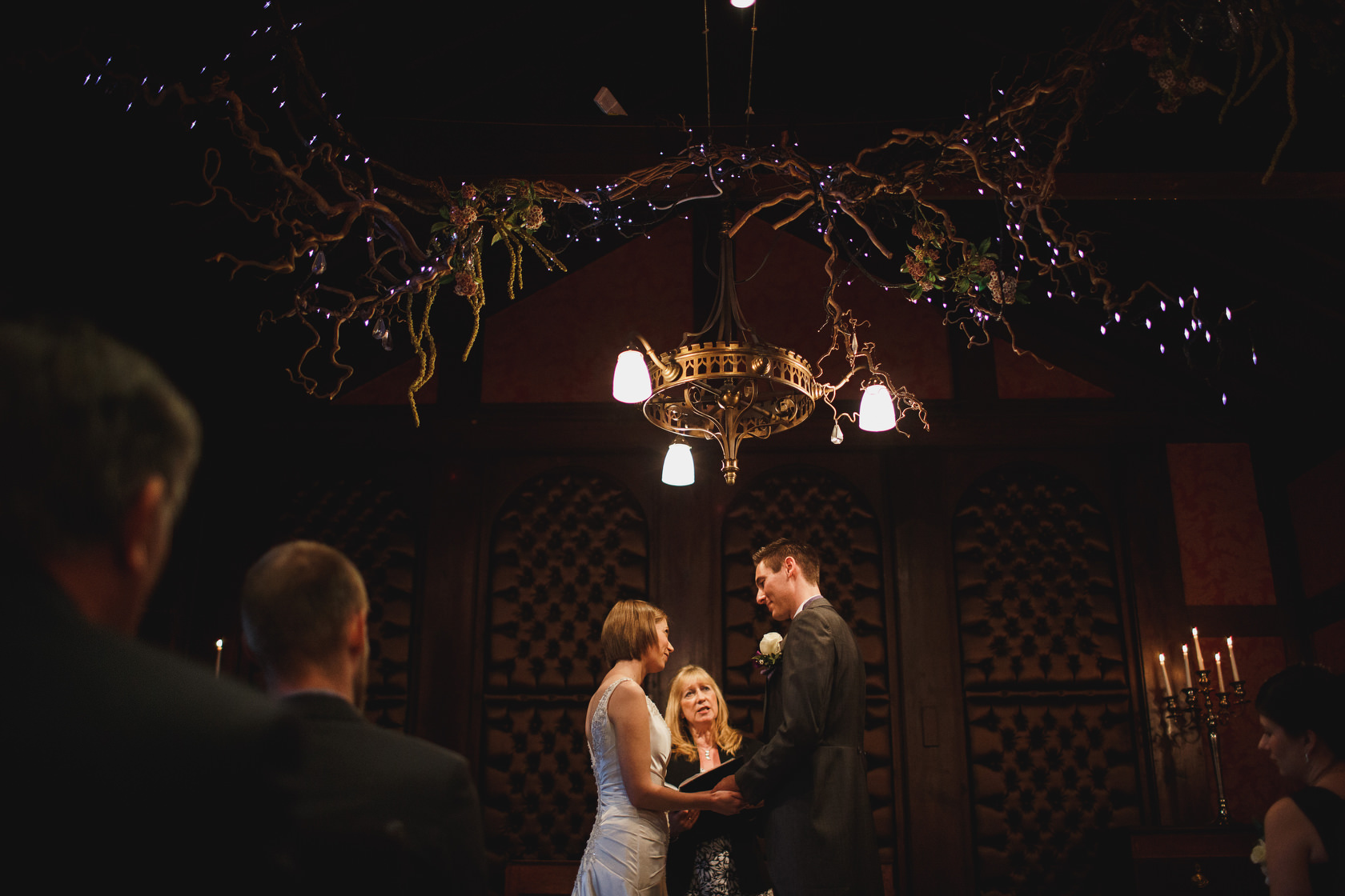 Creative wedding photographer Knutsford