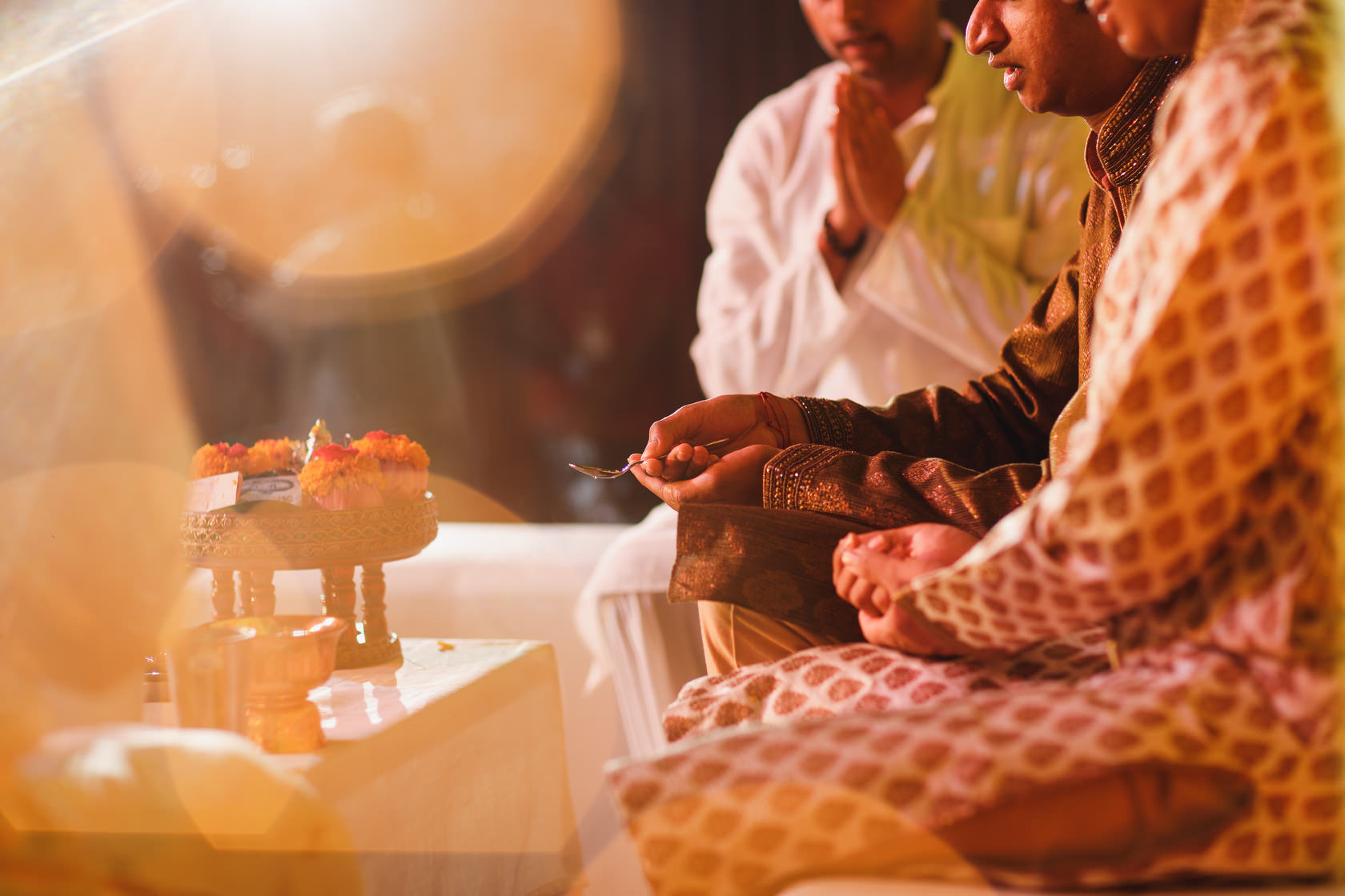 Destination Wedding Photography Thailand - Mandvo Ceremony