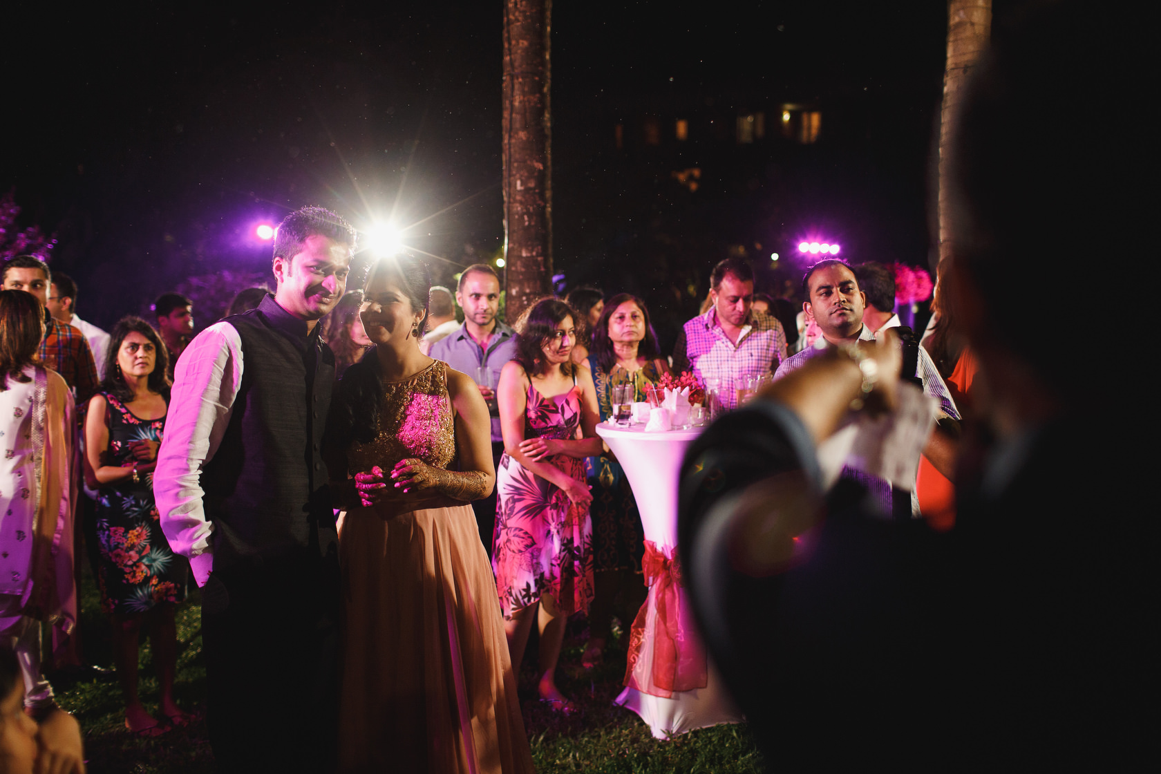 Phuket Thailand Wedding Photography - Reception