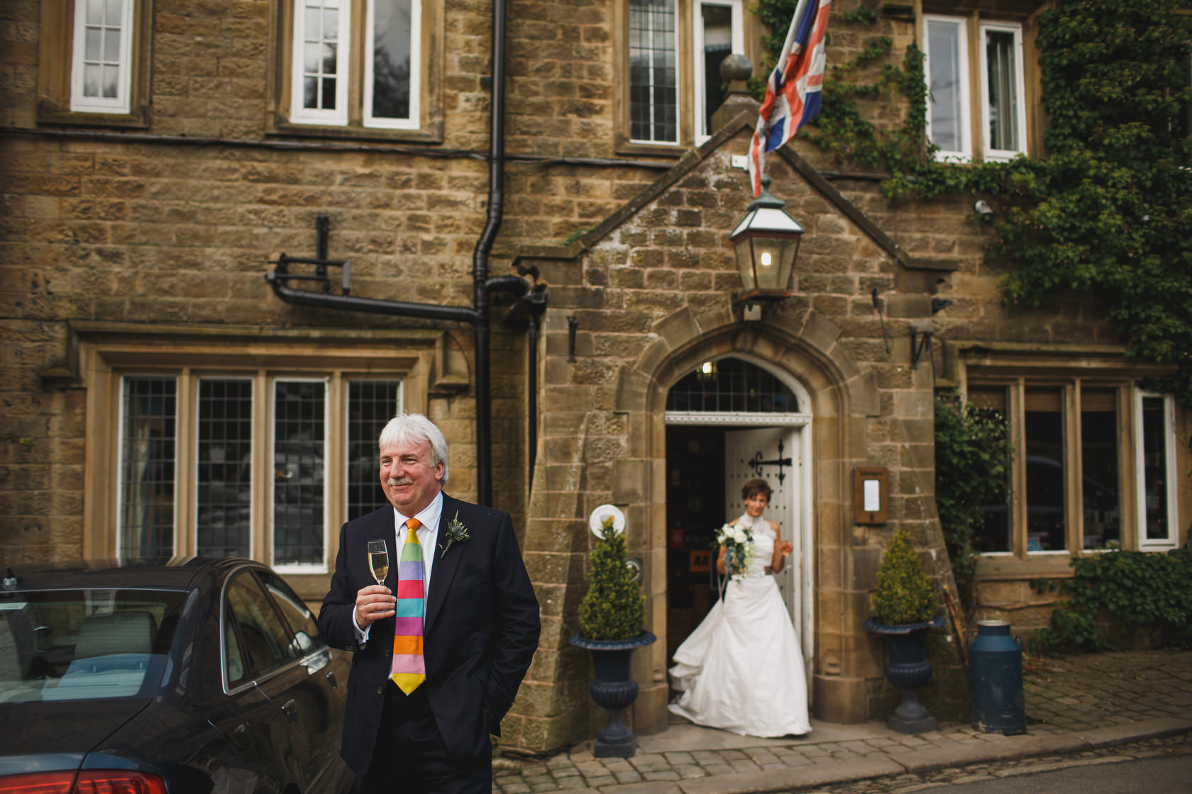 inn at whitewell weddings