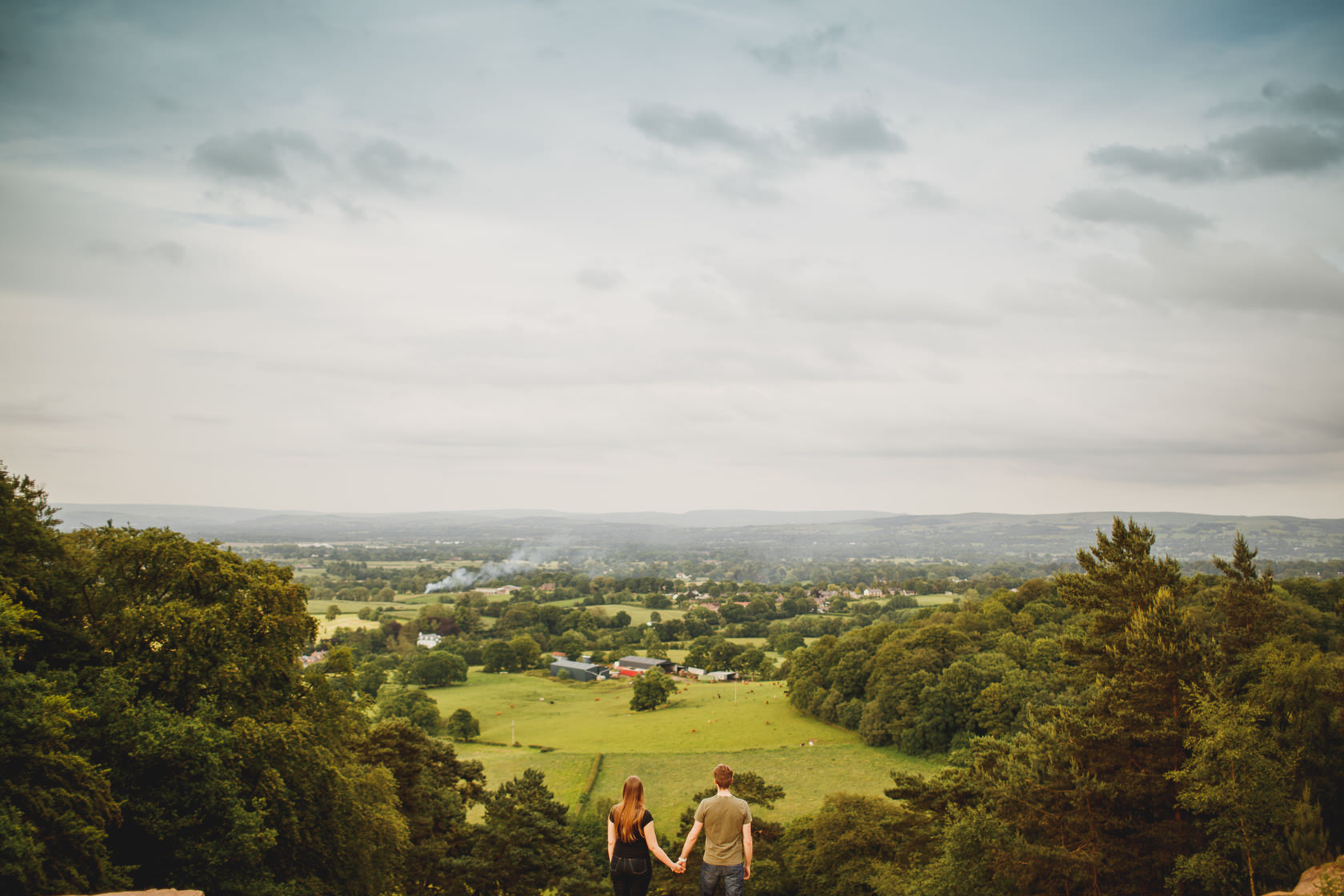 pre wedding photographers alderley edge - ARJ Photography