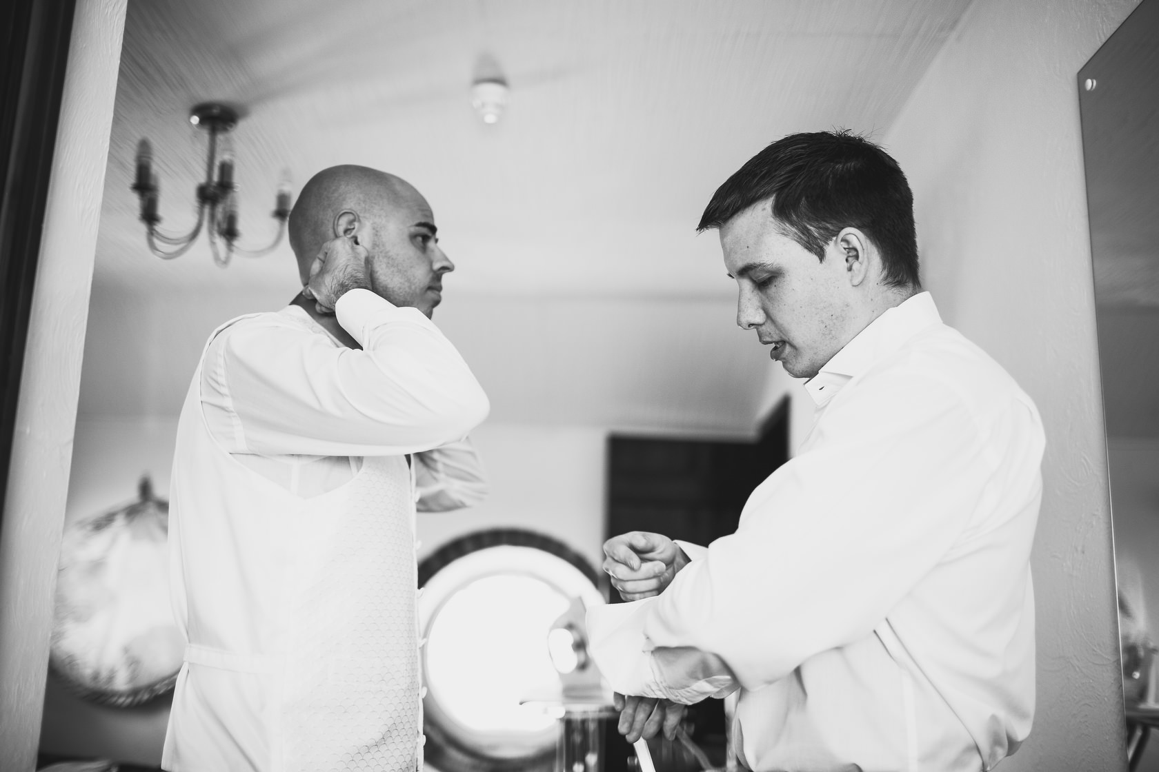 Wedding Sandhole Oak Barn - ARJ Photography