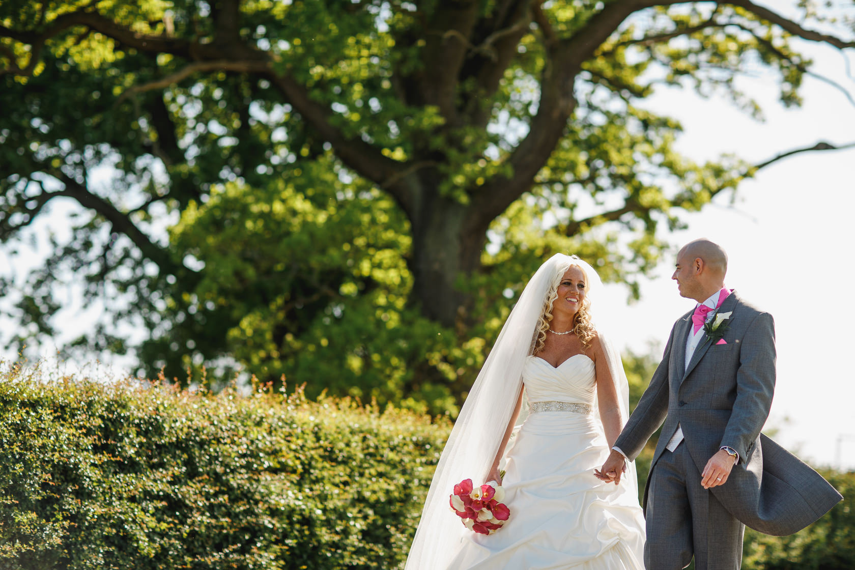 Wedding Photos Sandhole Oak Barn - ARJ Photography