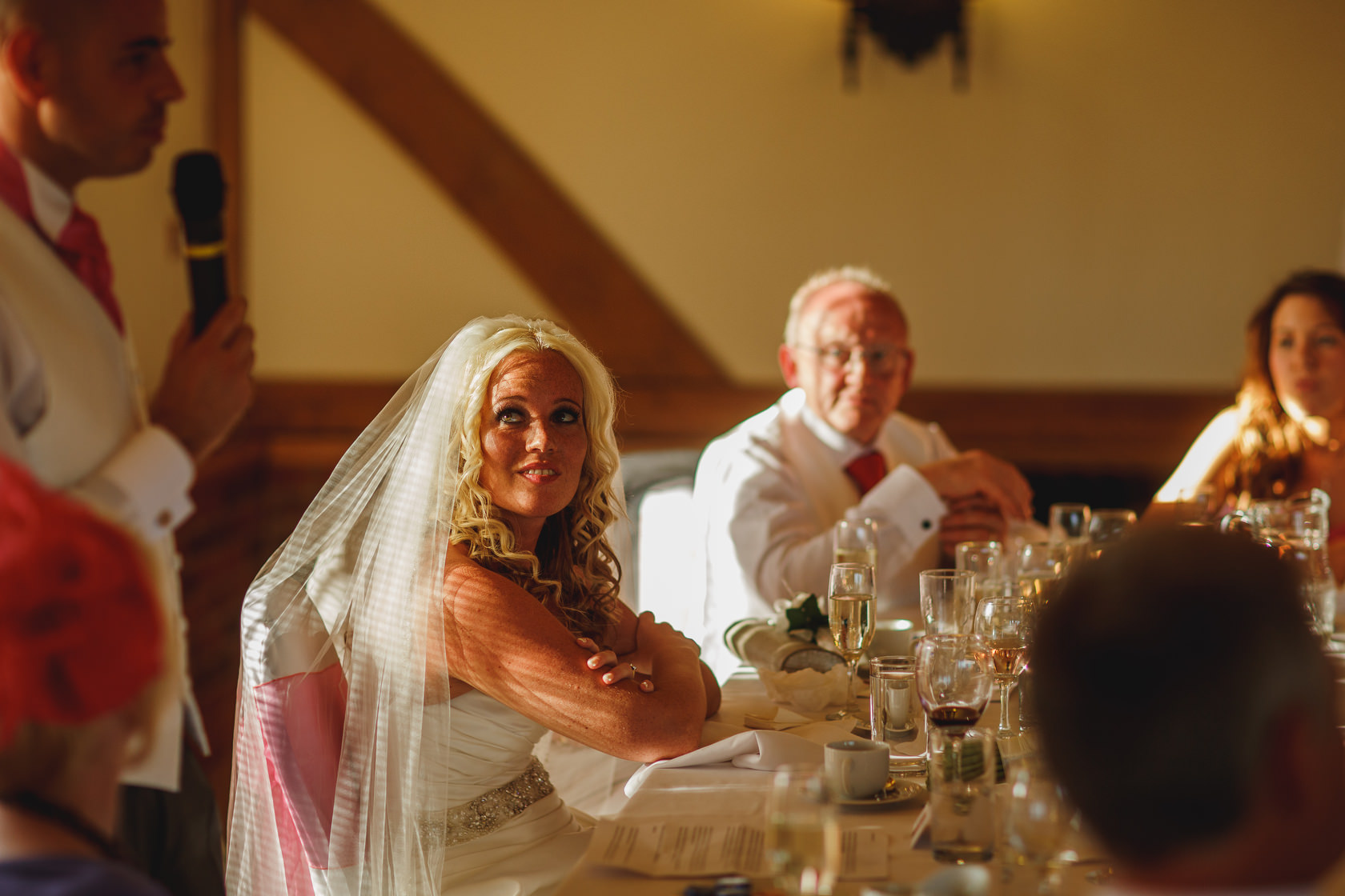 Wedding Photographers Sandhole Oak Barn - ARJ Photography