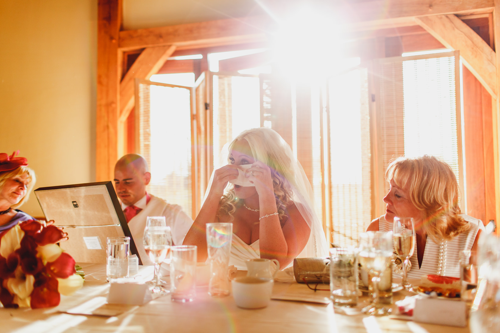 Wedding Photography Sandhole Oak Barn - ARJ Photography