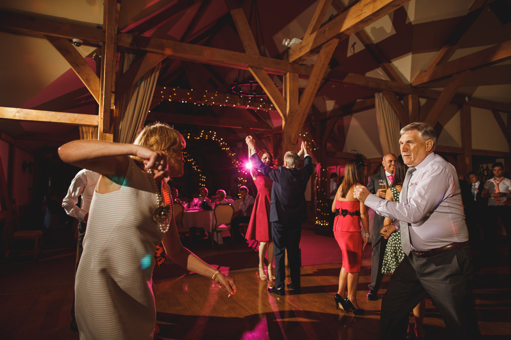 Wedding Photographer Sandhole Oak Barn - ARJ Photography