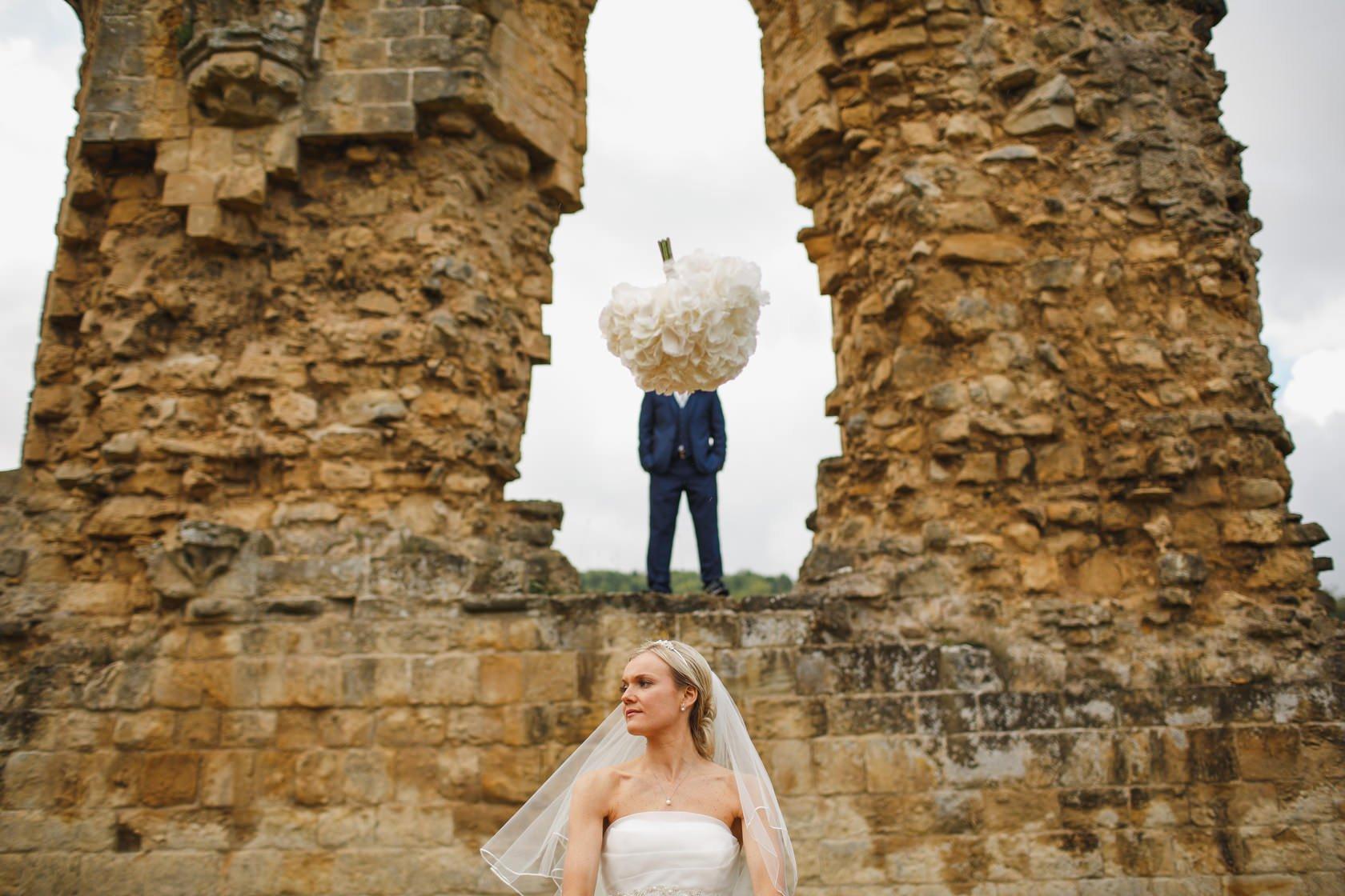 Byland abbey wedding photography 53