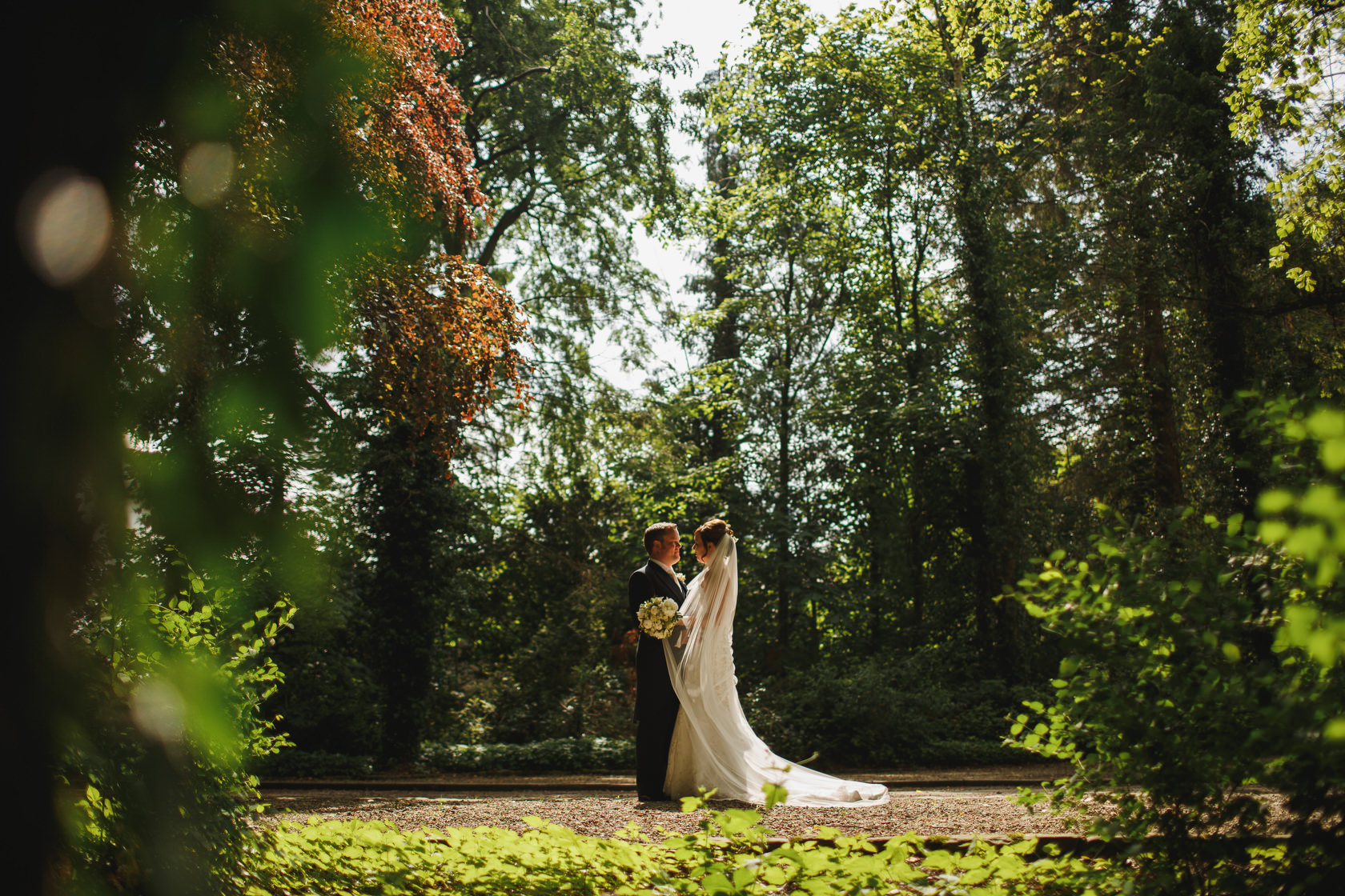 Mitton Hall Wedding Photographers - ARJ Photography