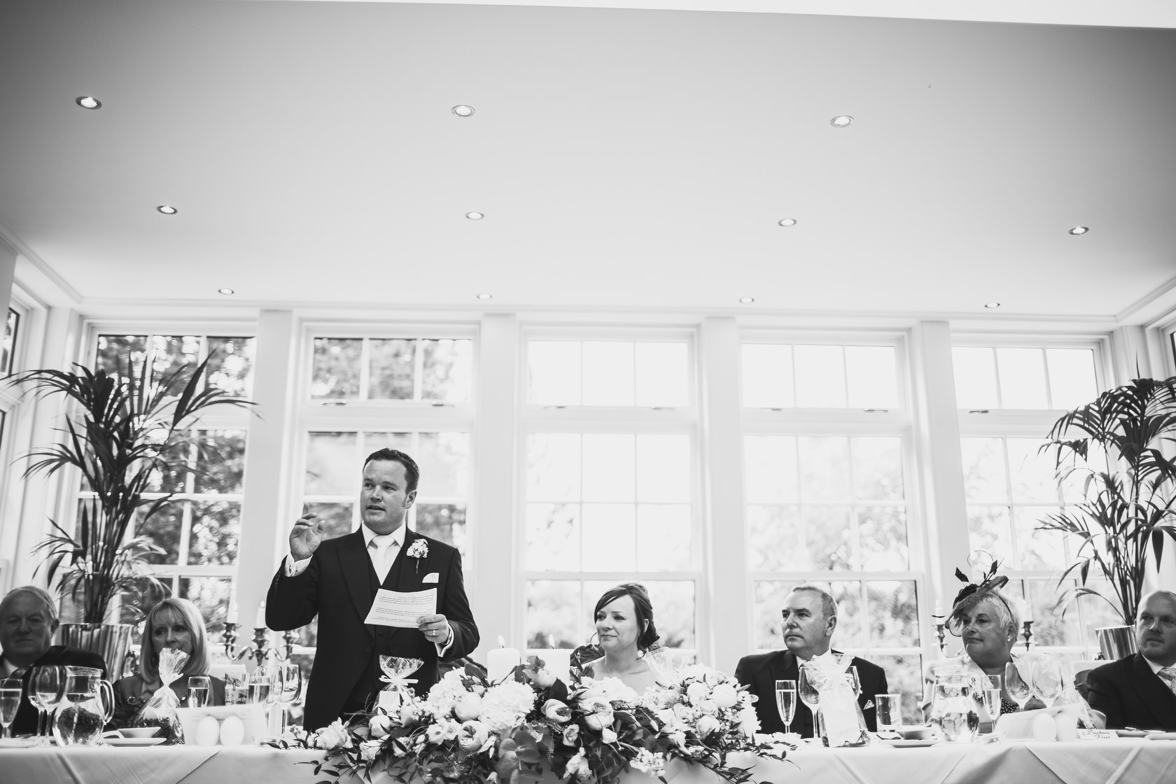 Mitton Hall Wedding Photographer - ARJ Photography