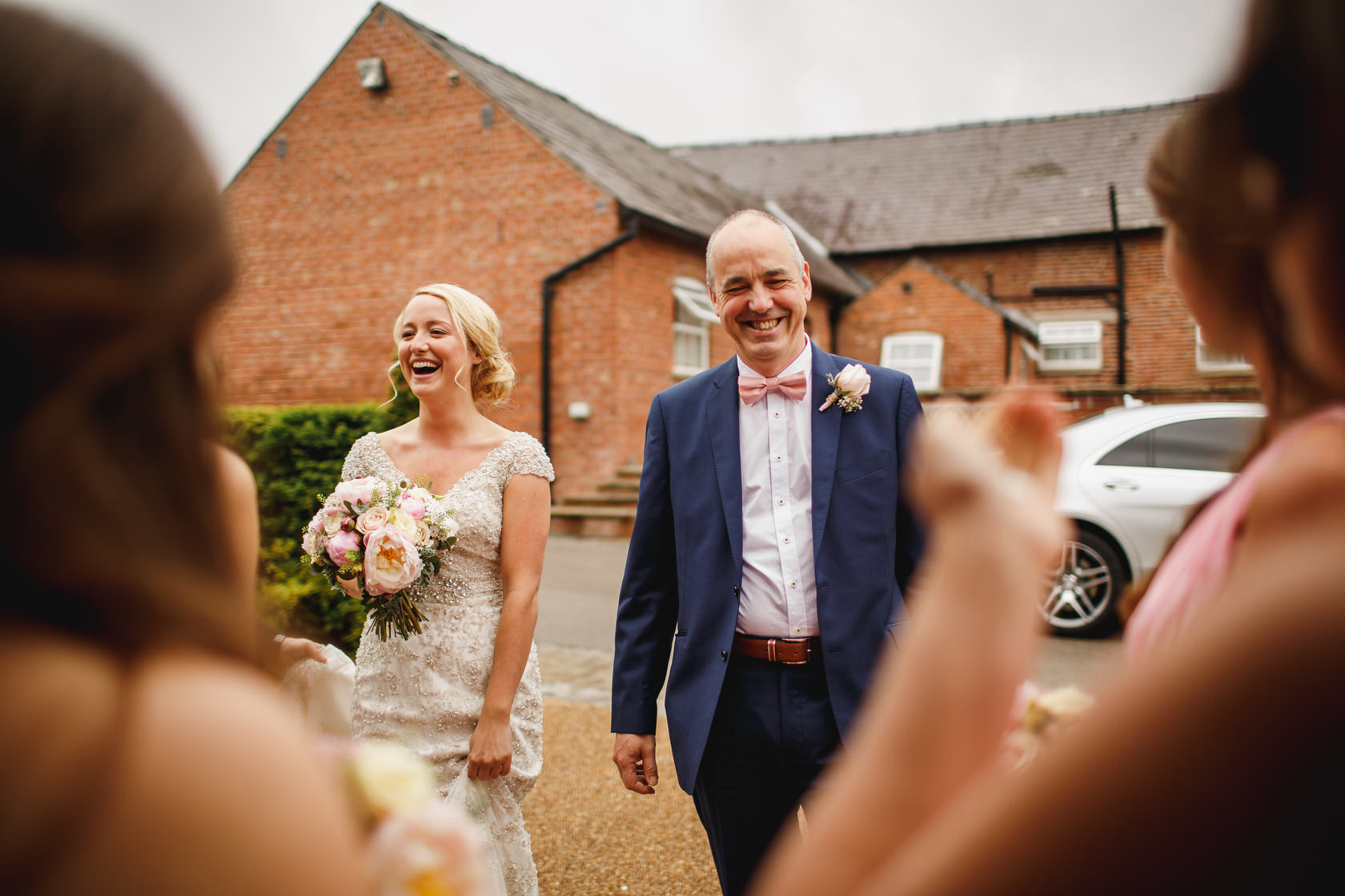 Sandhole Oak Barn Wedding Photography 13