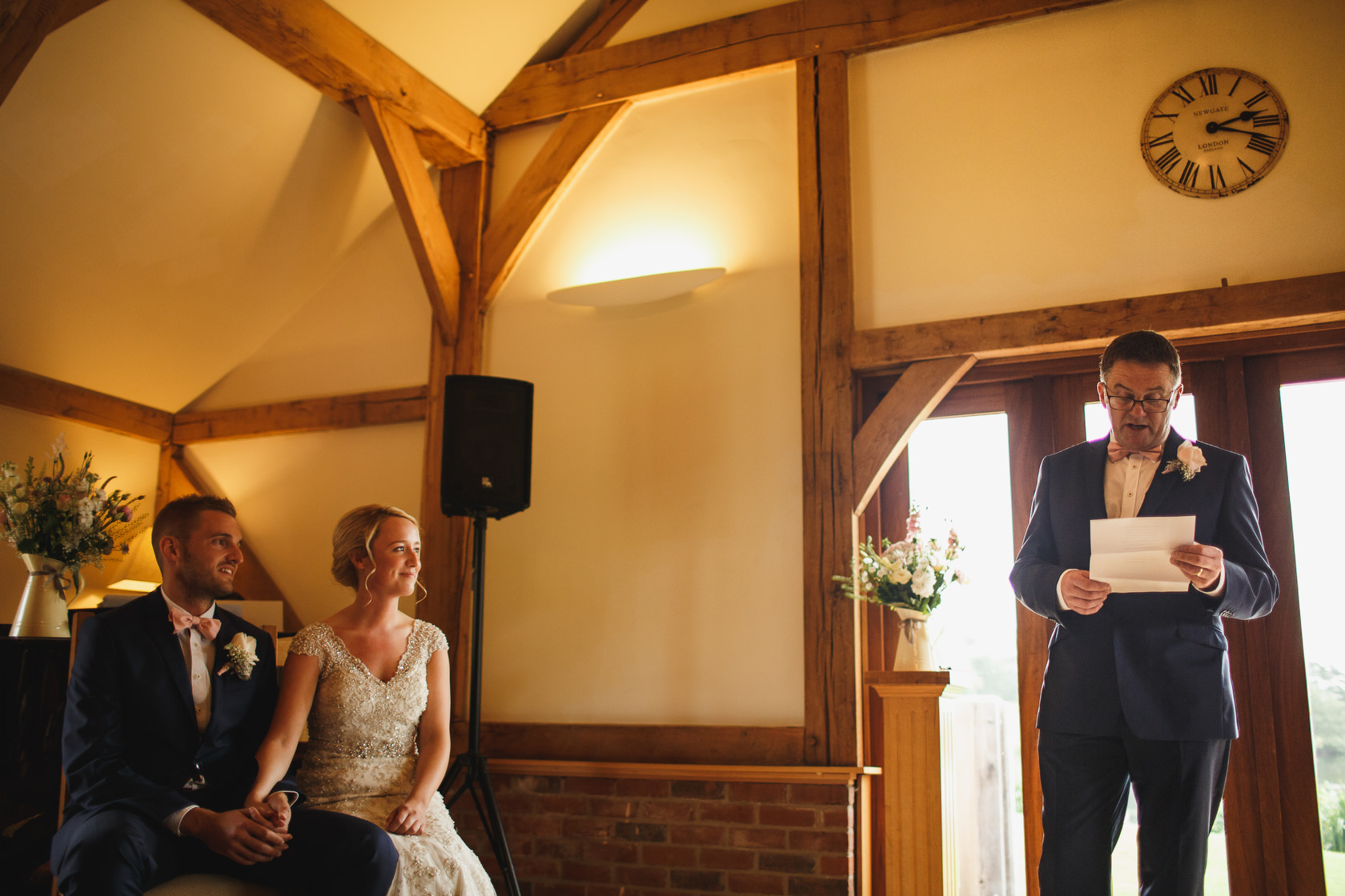 Sandhole Oak Barn Wedding Photography 20