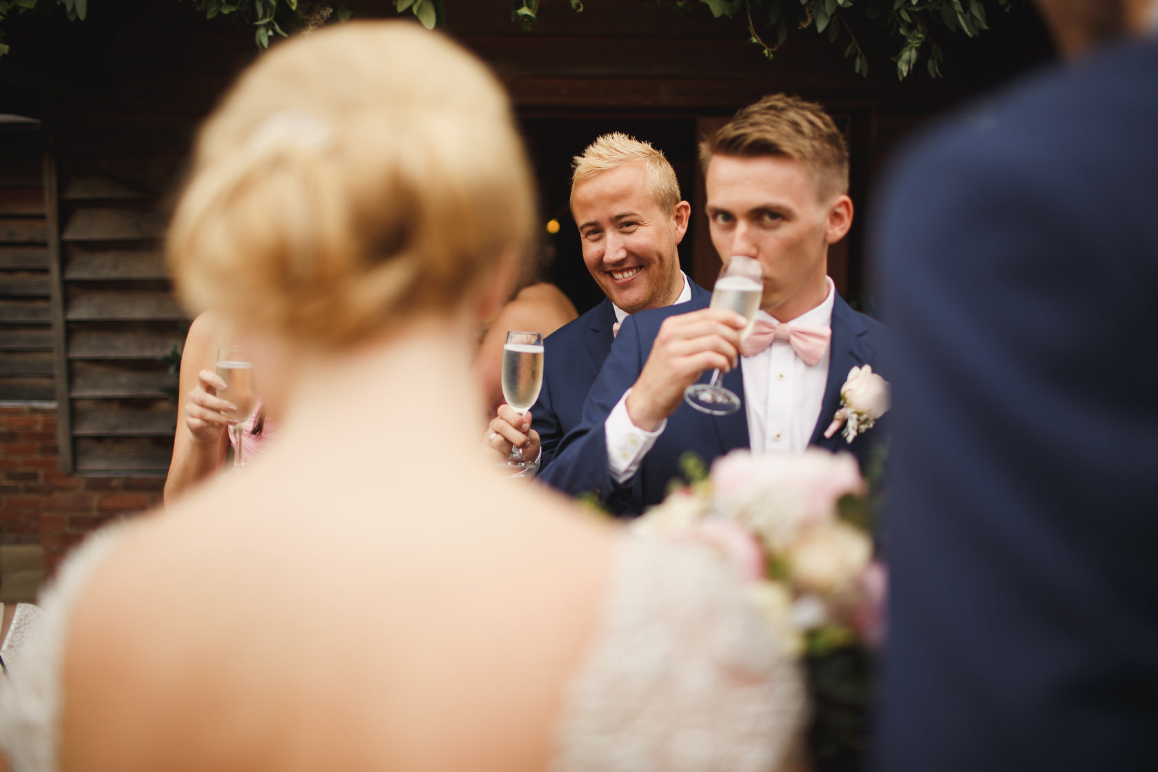 Sandhole Oak Barn Wedding Photography 26