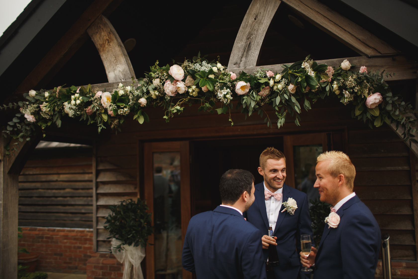 Sandhole Oak Barn Wedding Photography 36