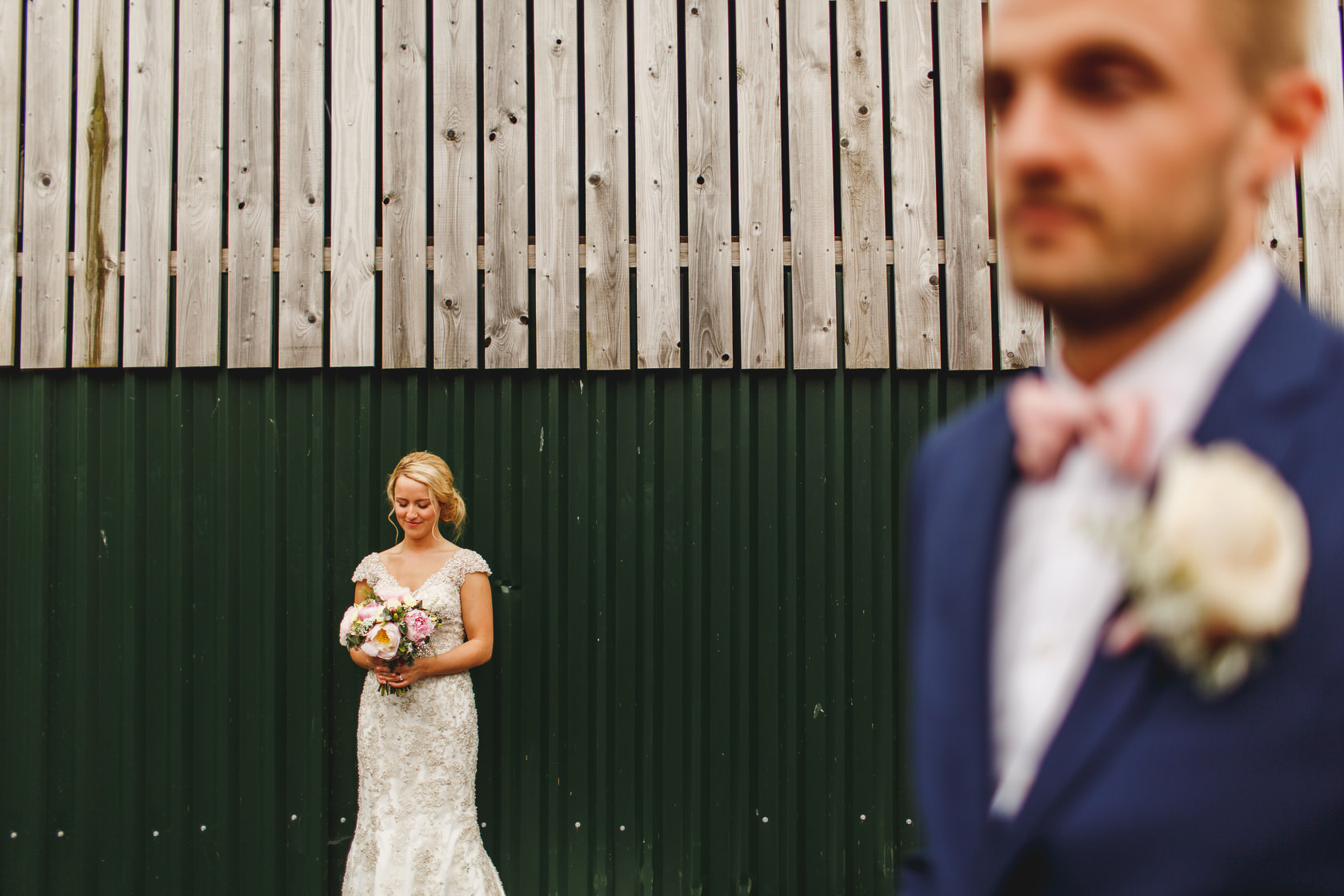 Sandhole Oak Barn Wedding Photography 46