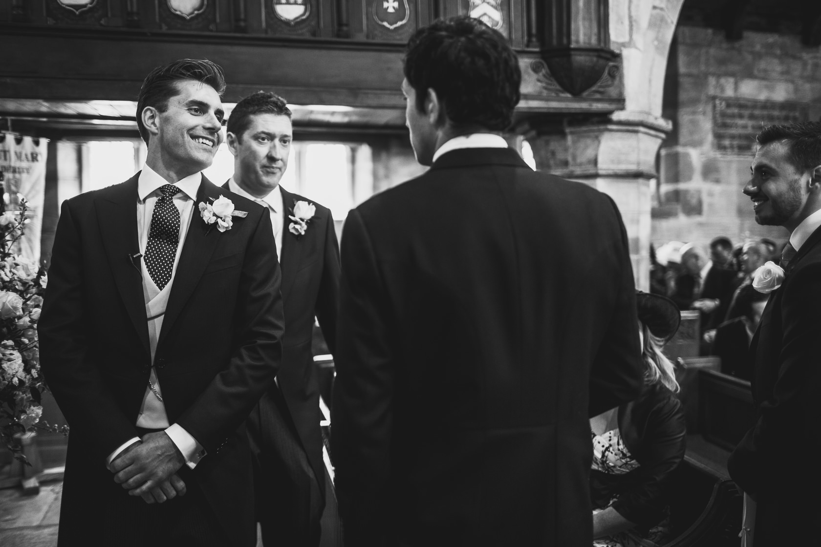 capesthorne hall wedding photographer