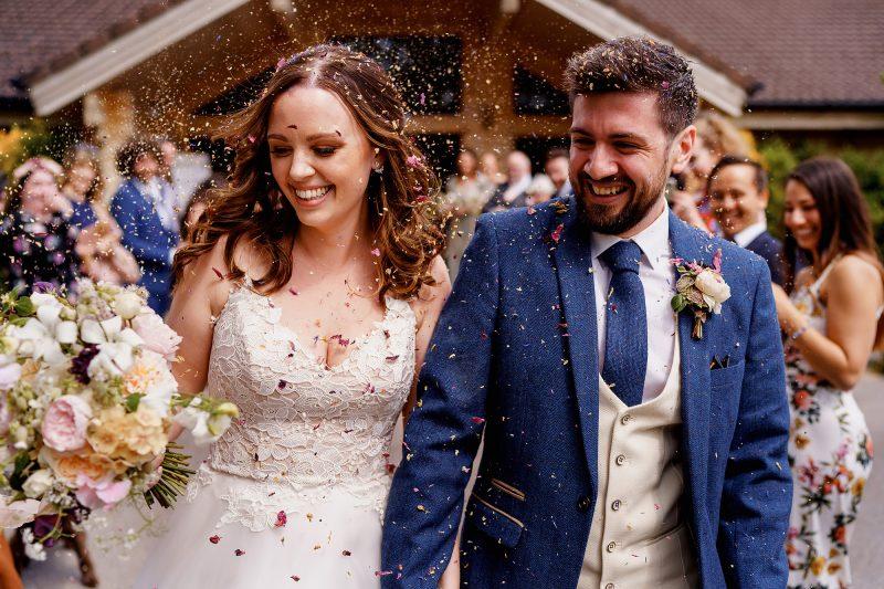 Styal Lodge Wedding Photographer - ARJ Photography®