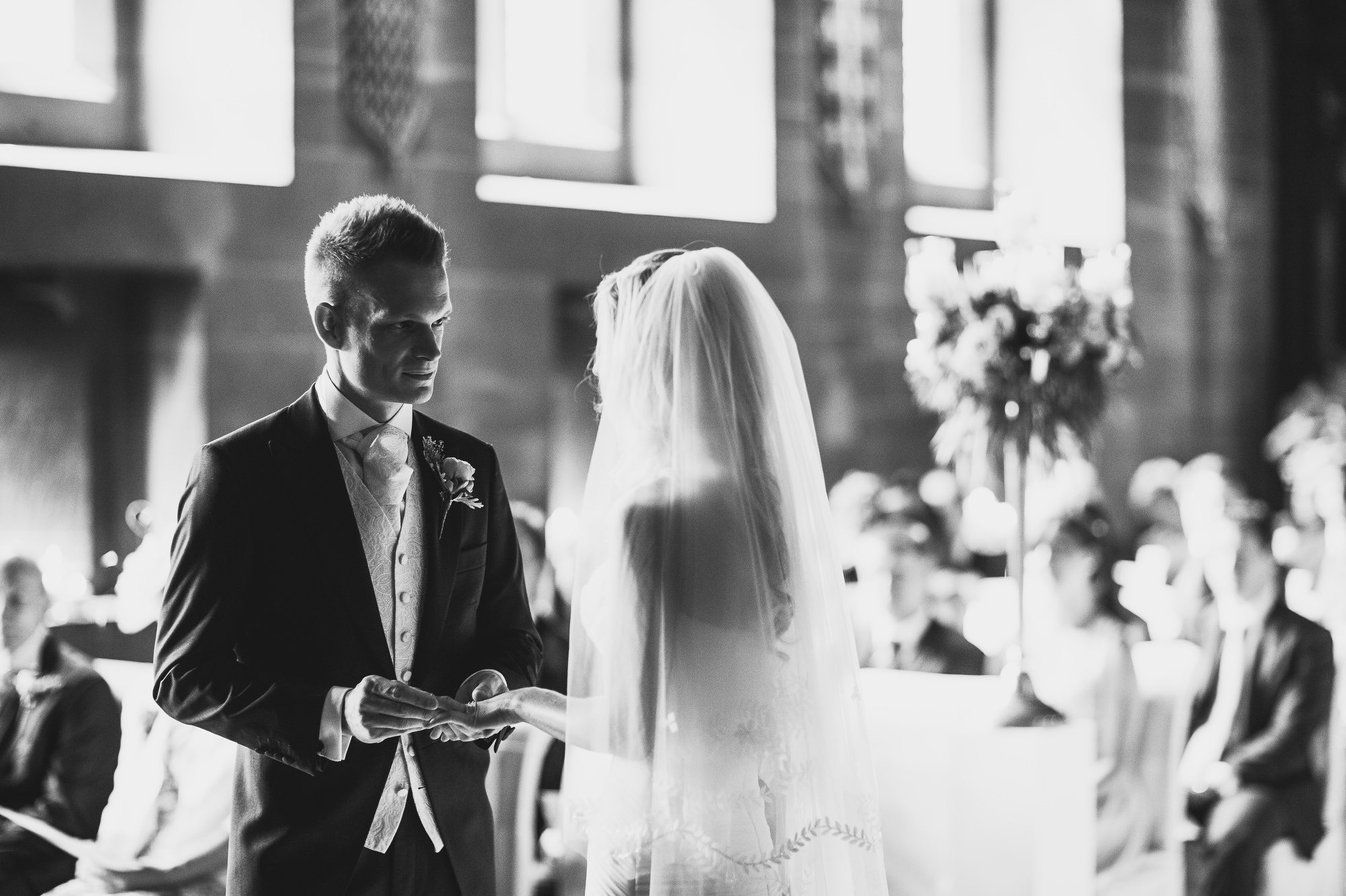 wedding photographers peckforton castle - ARJ Photography - www.arj-photo.co.uk