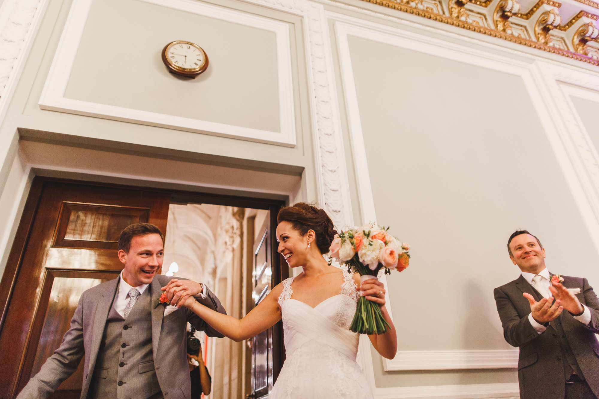 london wedding photography carlton house terrace