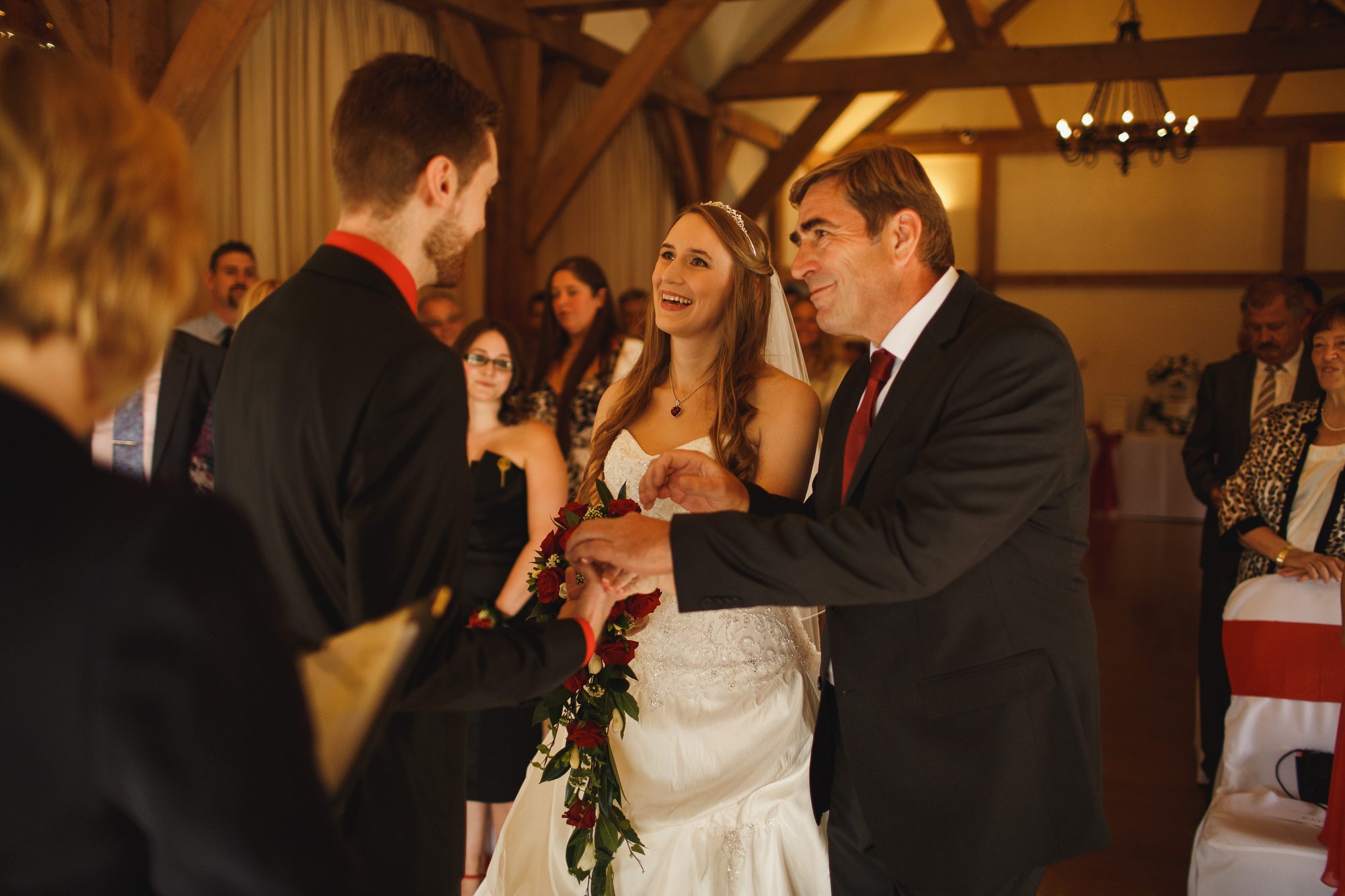 barn wedding photographers cheshire
