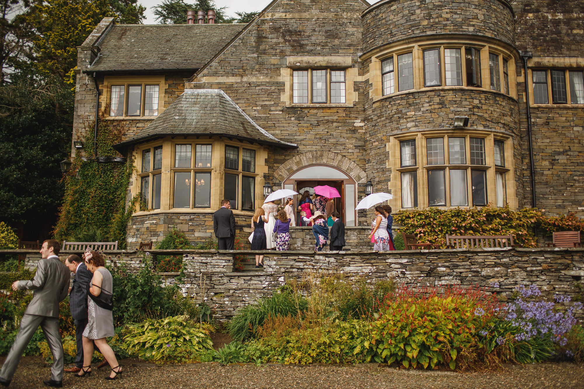 windermere wedding photographers lake district