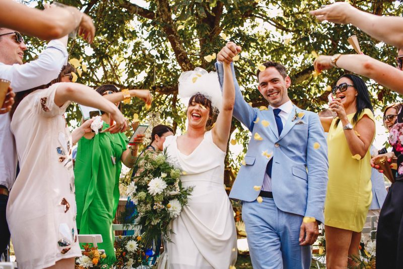 Chateau Rigaud Wedding Photographer Dordogne