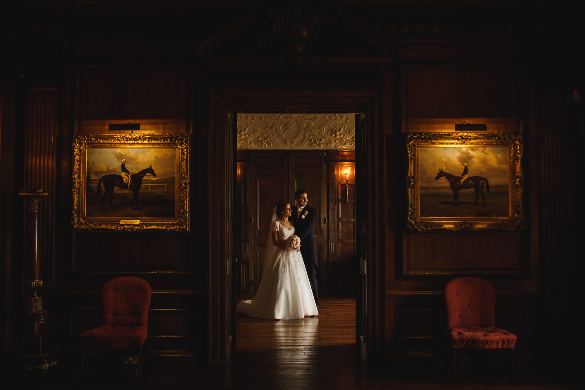 Knowsley Hall Wedding Photography - ARJ Photography