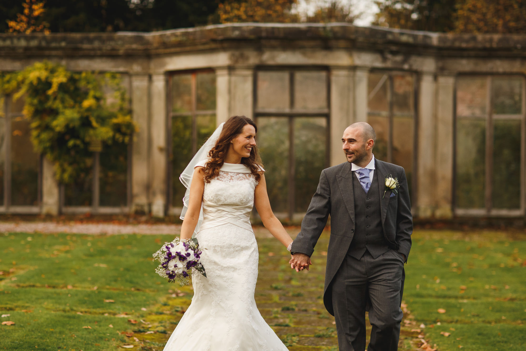 Sandon Hall Wedding Photographers - ARJ Photography