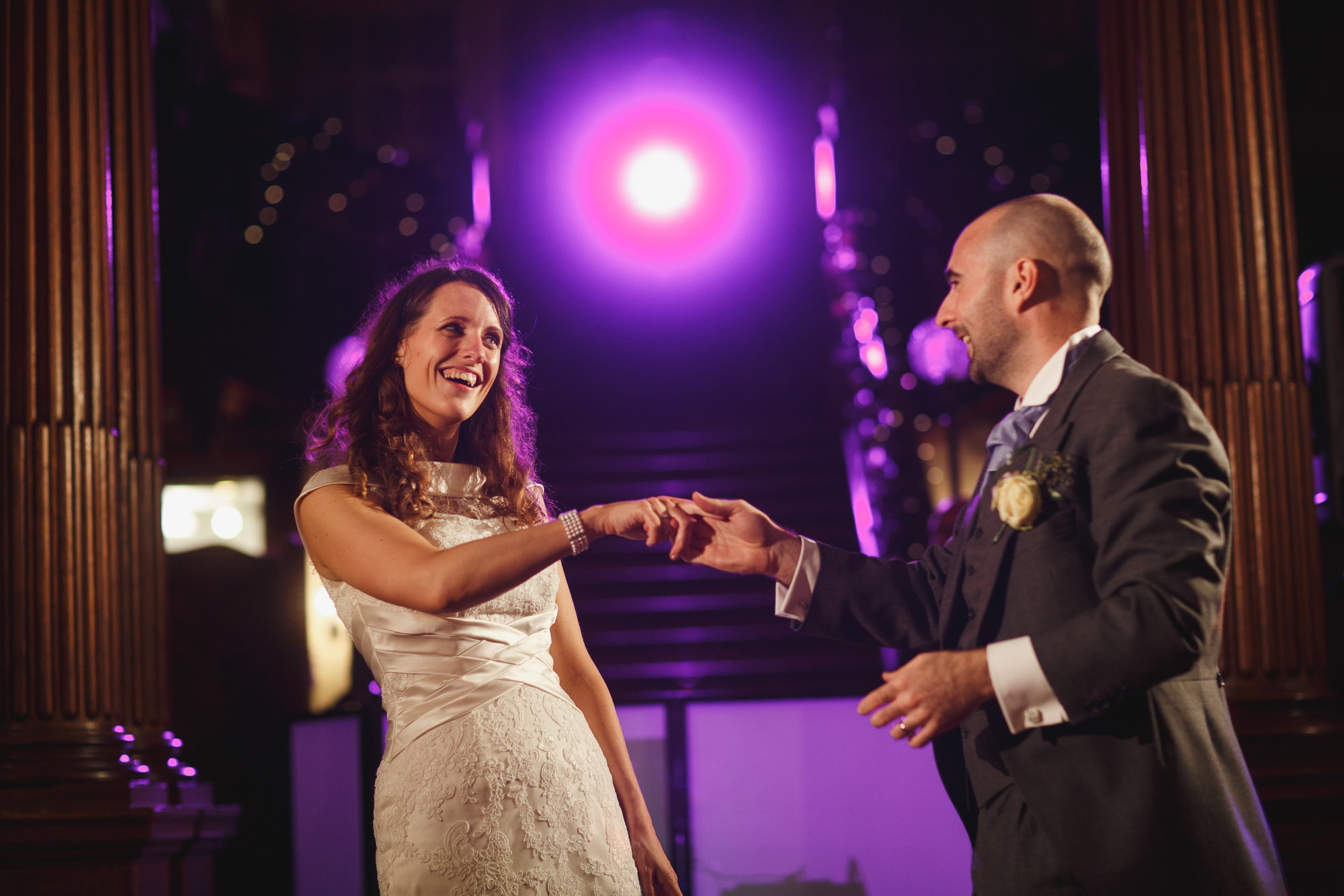 Sandon Hall Weddings - ARJ Photography