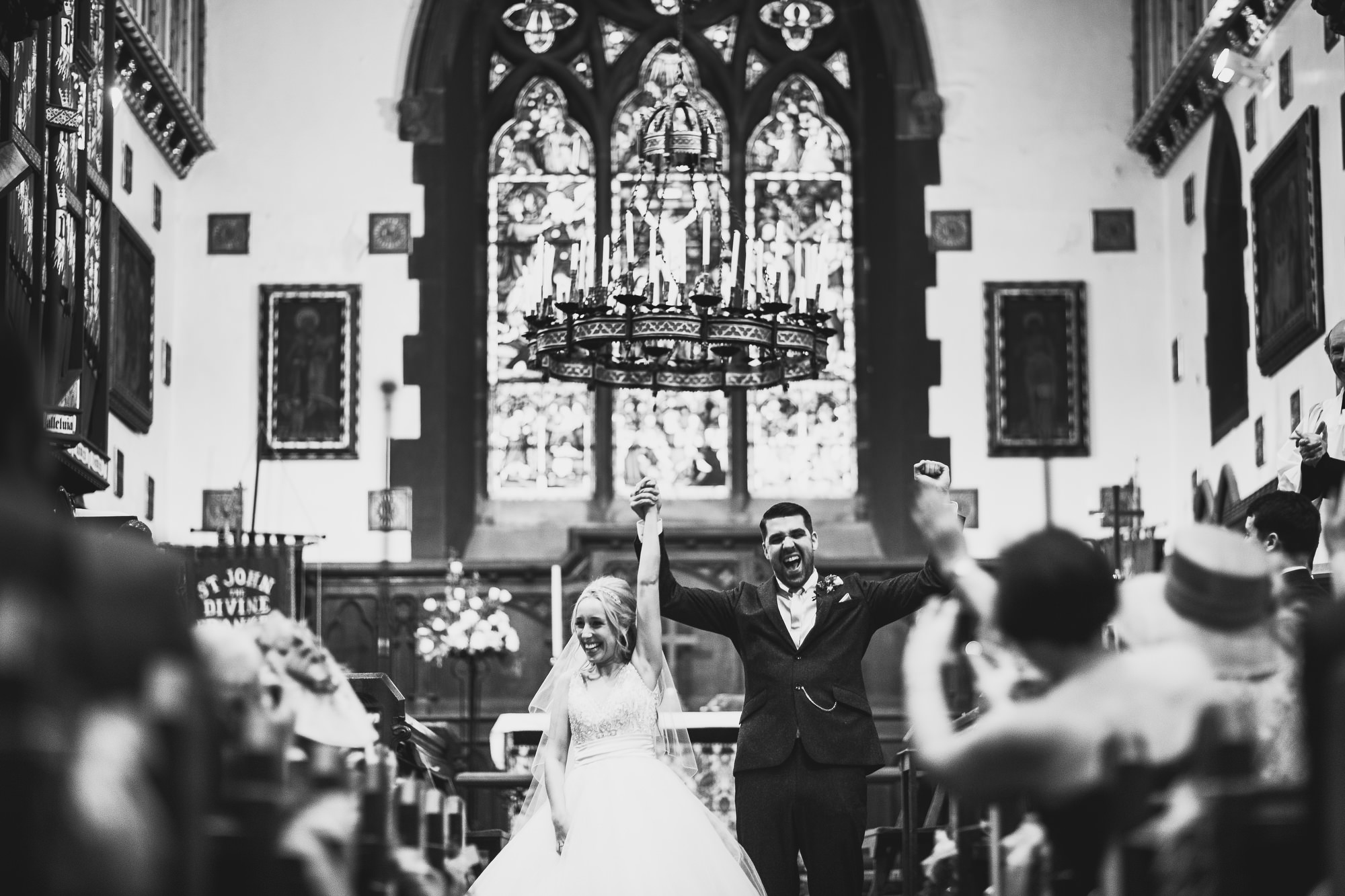 Peckforton Castle Wedding - ARJ Photography