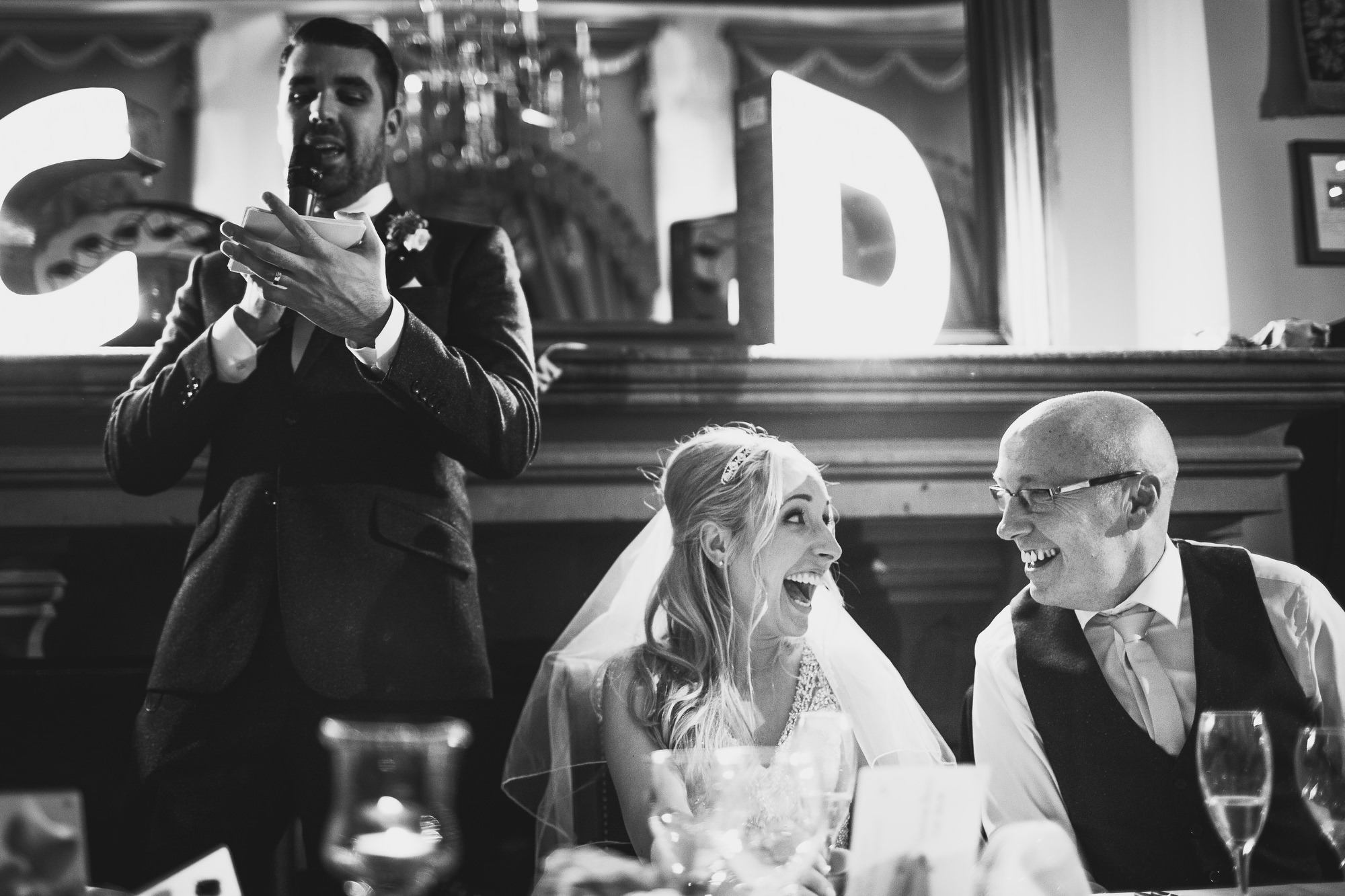 Peckforton Castle Wedding Photographer - ARJ Photography