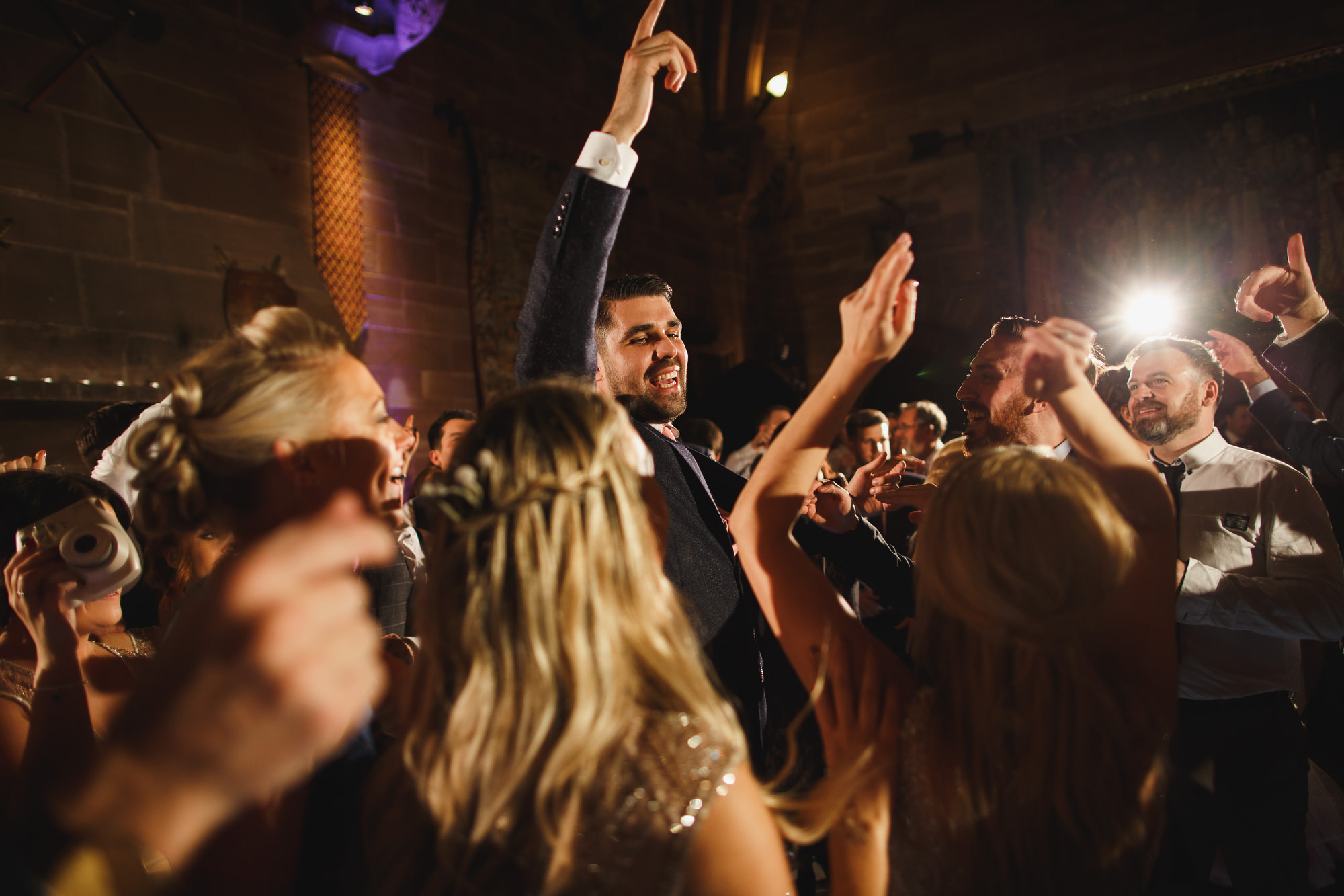 Peckforton Castle Wedding Photographers - ARJ Photography