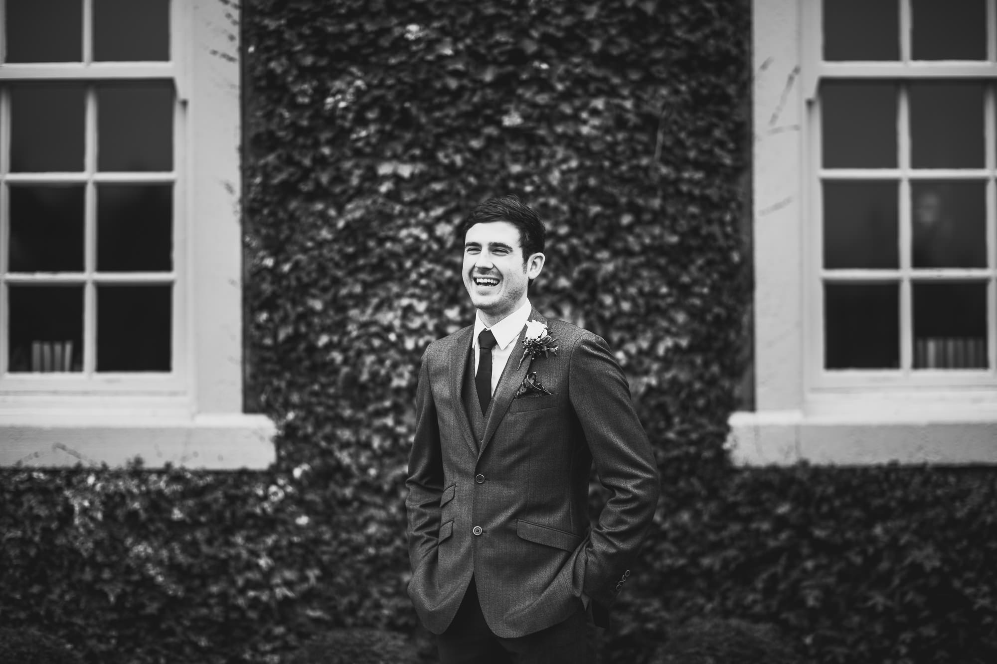 Eaves Hall Wedding Photographer - ARJ Photography