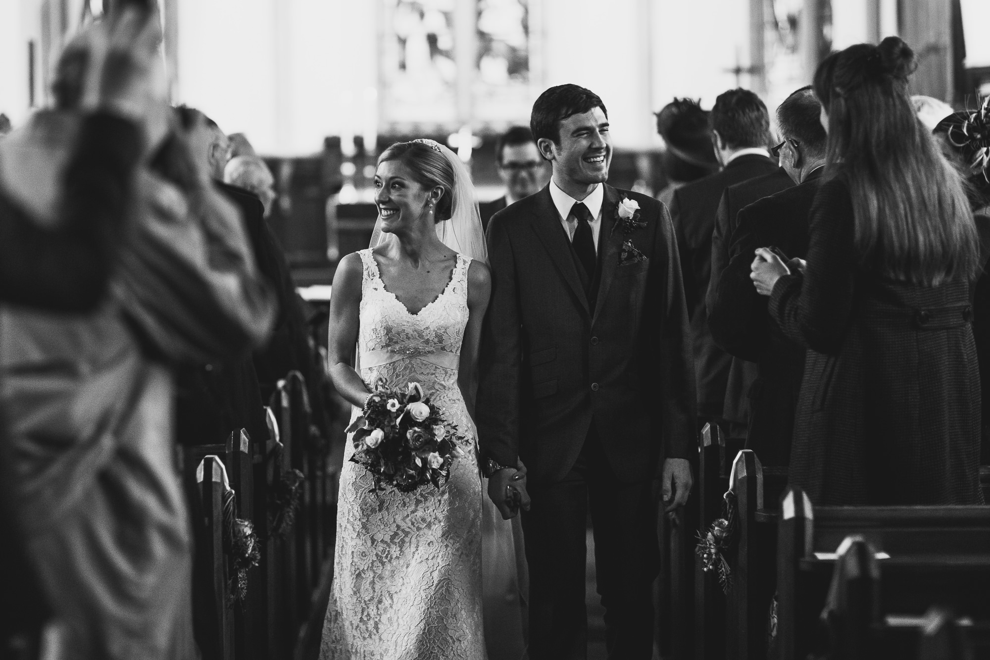 Eaves Hall Wedding Photographers - ARJ Photography