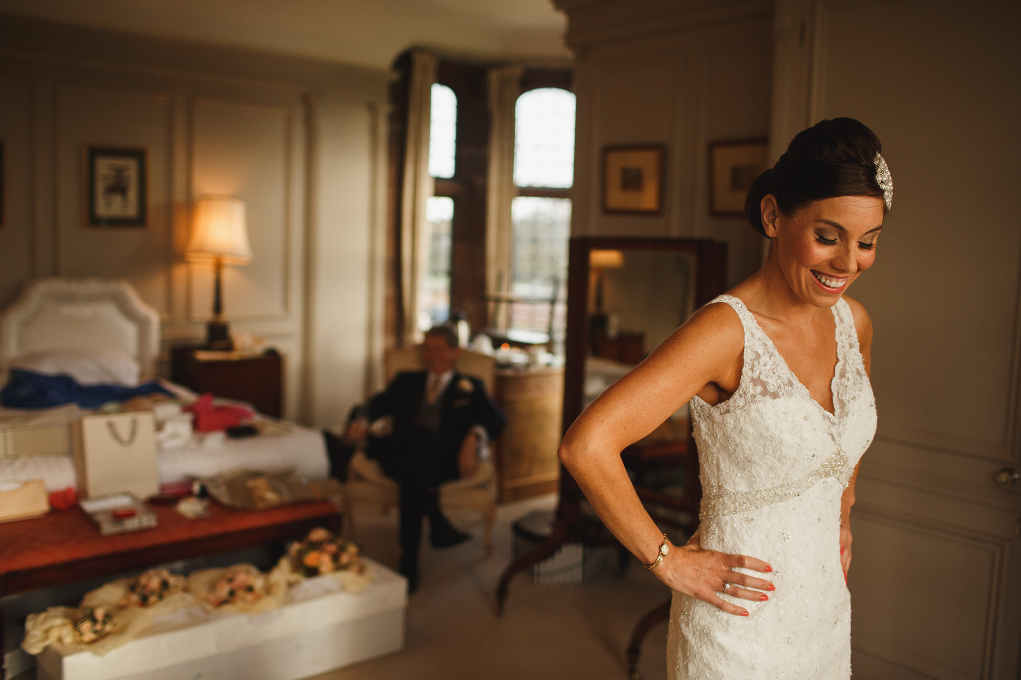 Thornton Manor Wedding Photography - ARJ Photography