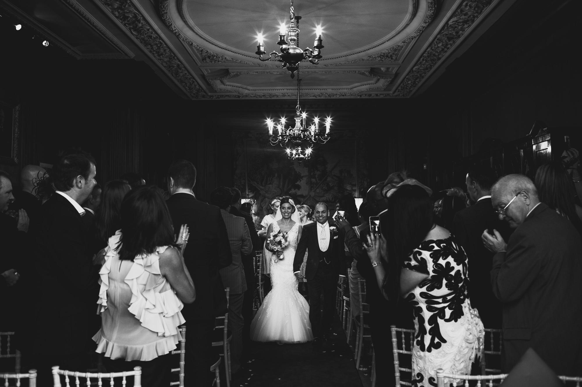 Thornton Manor Wedding Photographer - ARJ Photography