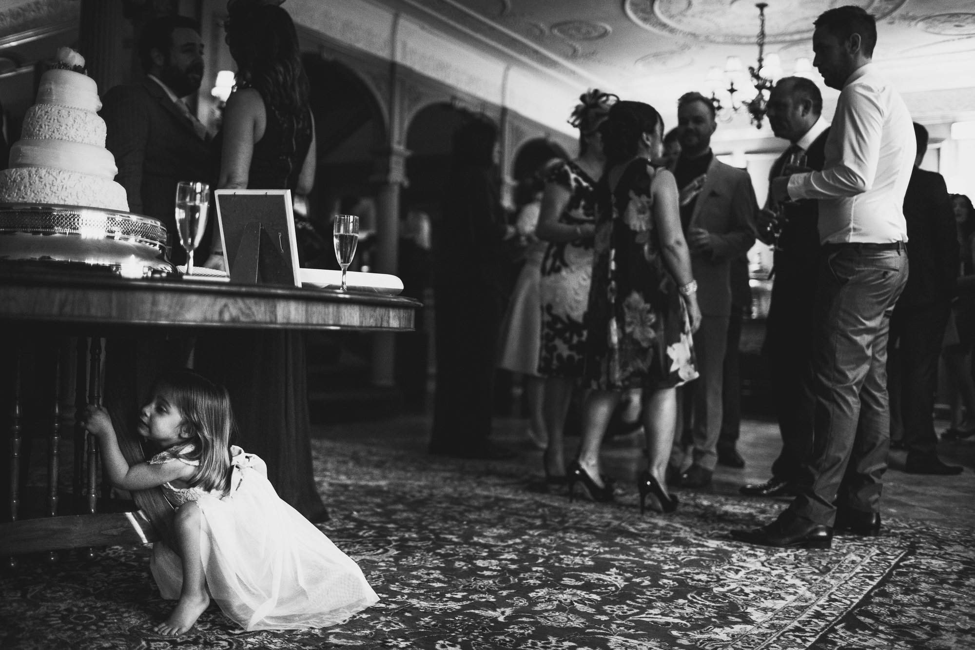 Thornton Manor Wedding Photographers - ARJ Photography