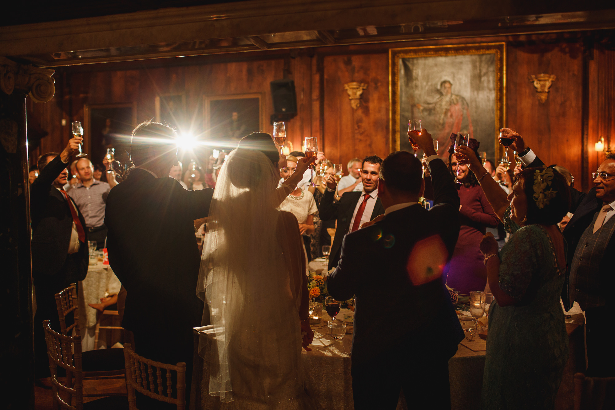 Thornton Manor Wedding - ARJ Photography