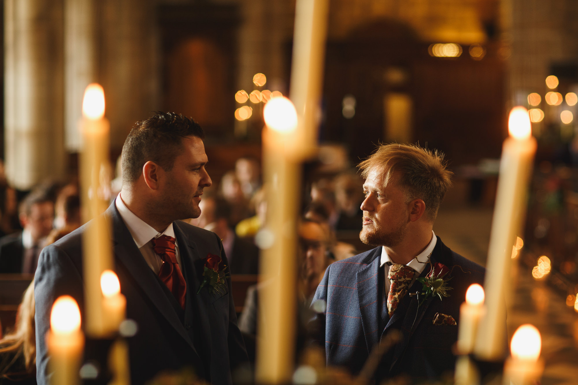 Tideswell Wedding Photographer - ARJ Photography
