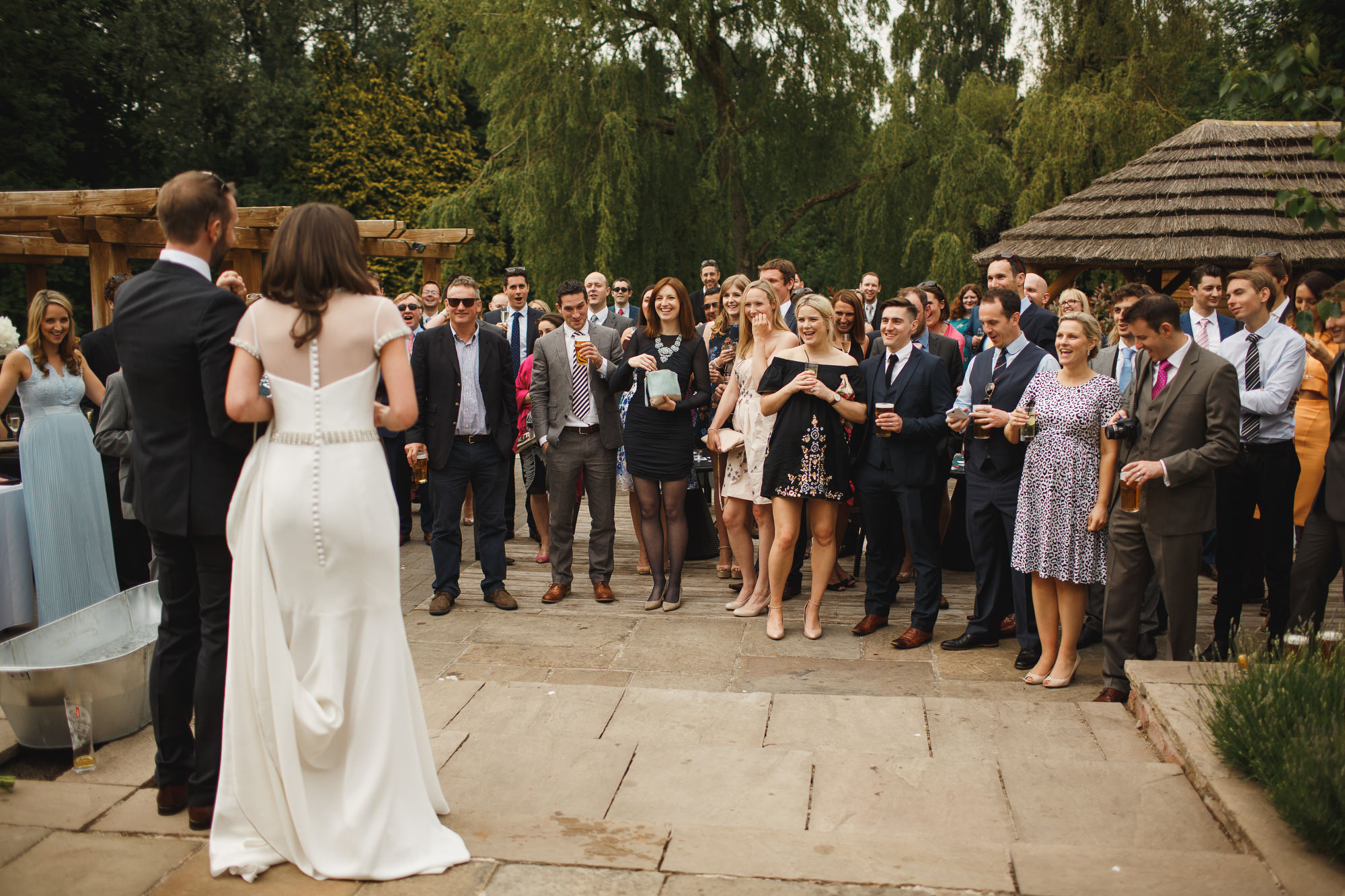 Bells of Peover Wedding Photographers