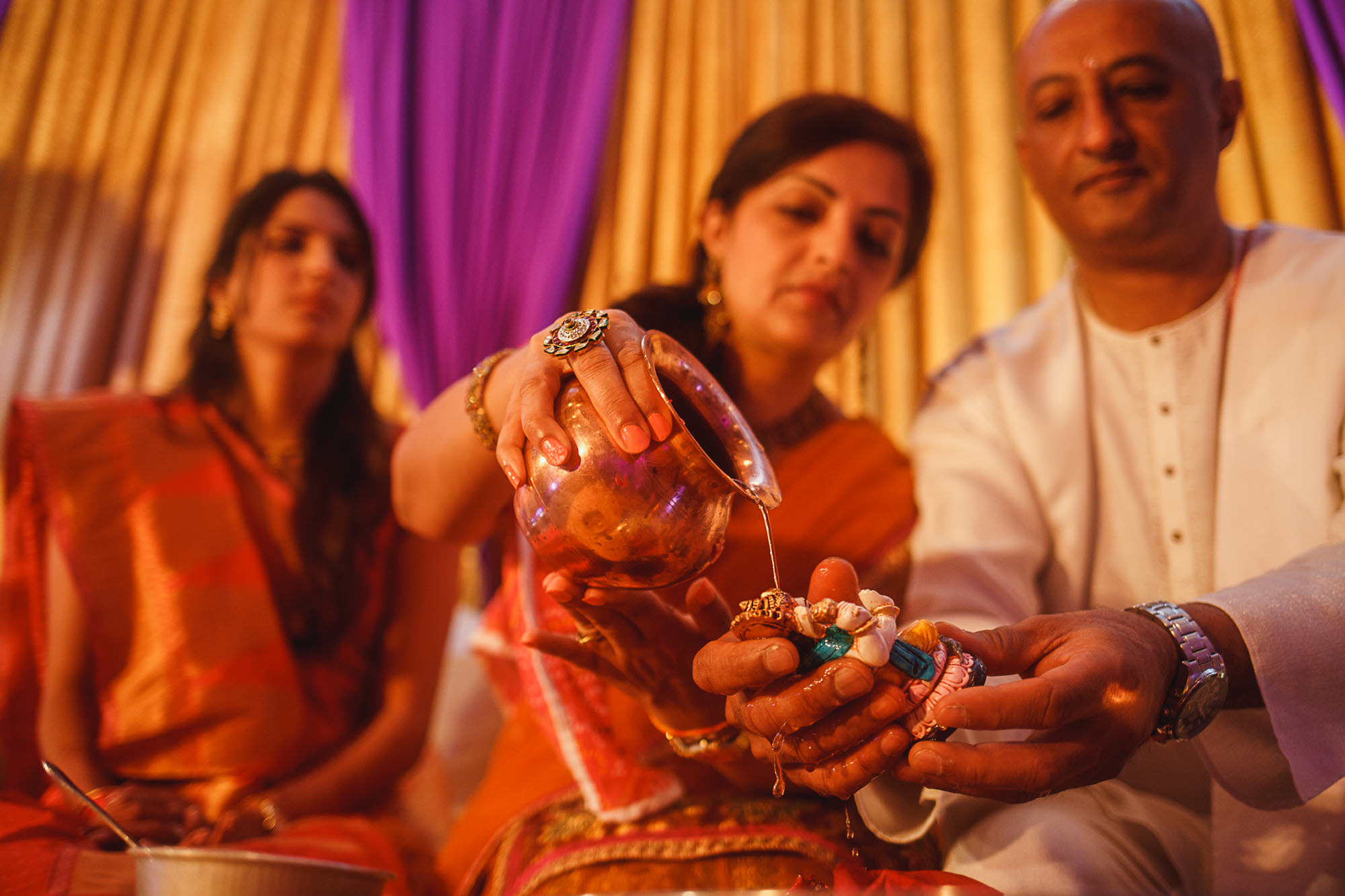 Indian Hindu Destination Wedding - Copyright ARJ Photography®