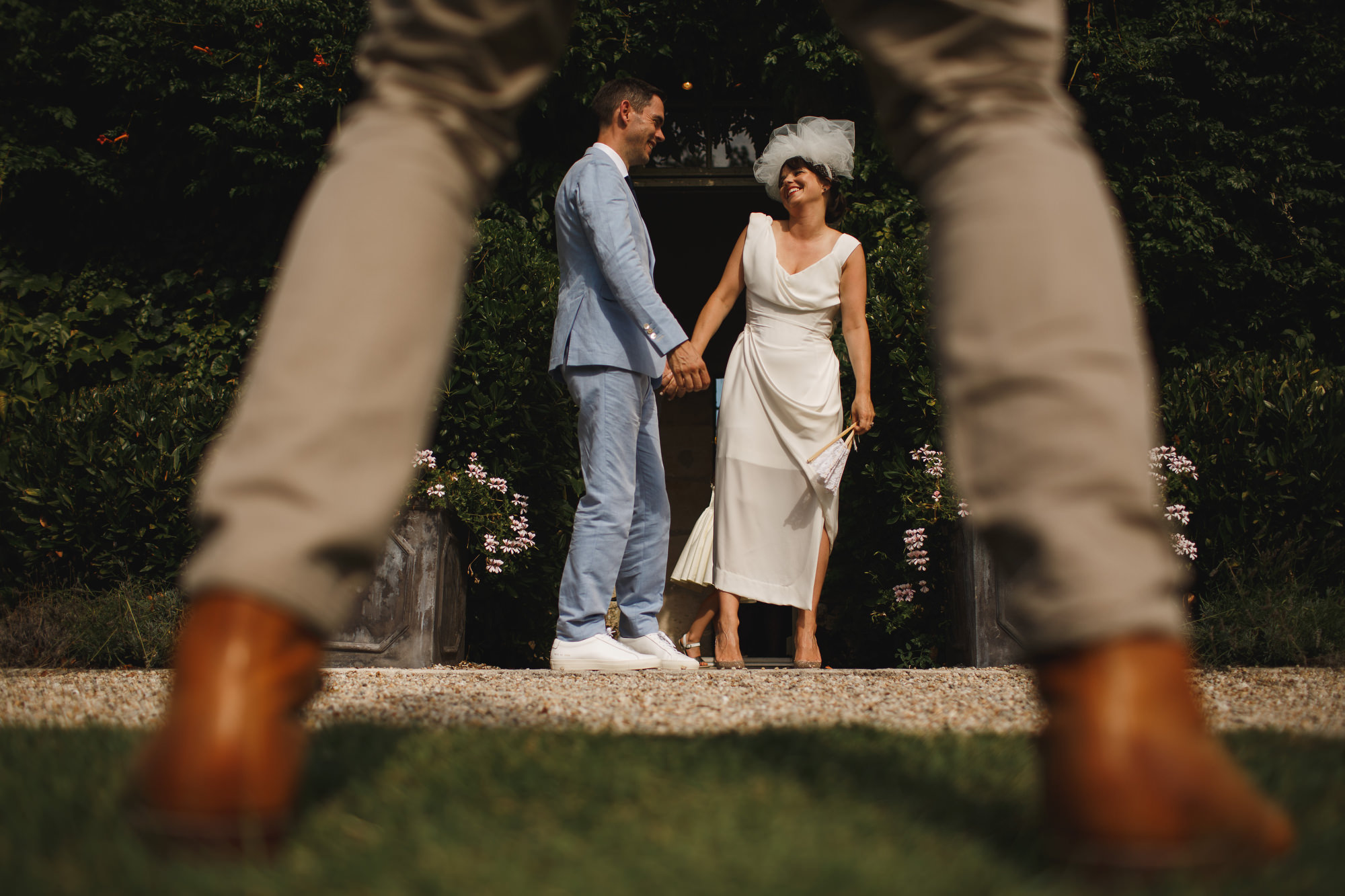 Chateau Rigaud Wedding - Dordogne Destination Wedding Photographer